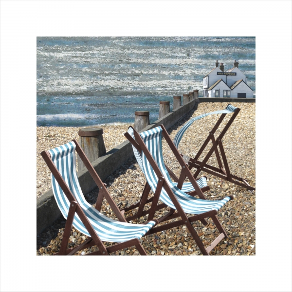 Claire Gill, Limited edition prints, digital photomontage, fine art prints, hahnemuhle, coastal art, Collect Art, seascape 8, Neptune Pub, Whitstable