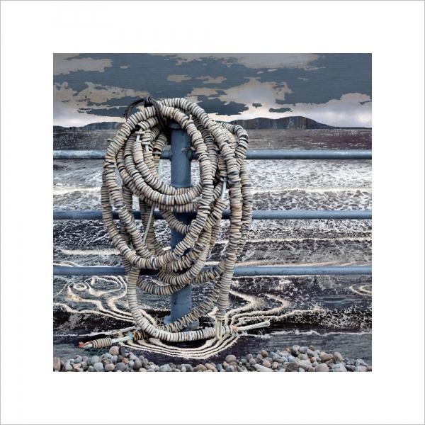 Claire Gill, Limited edition prints, seascape 61, digital photomontage, fine art prints, hahnemuhle, coastal art, Collect Art